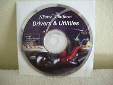 NVIDIA NFORCE PLATFORM DRIVERS WHQL INSTALLATION & UTILITIES CD G71-NVOM009