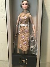 Fashion Royalty Emerging Rebel Kyori Sato Dressed Doll #91393 NRFB