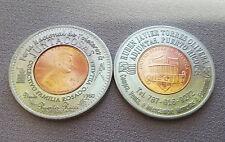 2015 FERIA JUNTACOSA VILLALBA & ADJUNTAS COIN DEALER Encased Penny PUERTO RICO