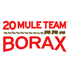Borax Sodium Tetraborate Decahydrate - A Natural Mineral - 20 Mule Team - 200g