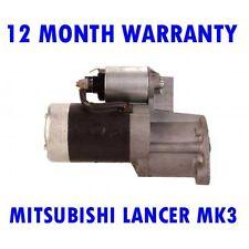 MITSUBISHI LANCER MK3 MK III 1.8 1984 1985 1986 - 1992 RMFD STARTER MOTOR