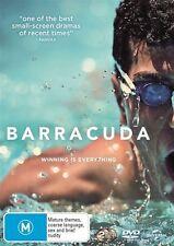 Barracuda : Season 1 (DVD, 2016, 2-Disc Set) NEW