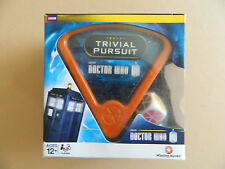 Doctor Who Trivial Pursuit Questions - Quiz Trivia Sci-Fi Board Game