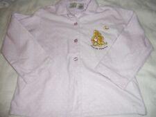 Girls Winnie the Pooh lilac flannelette winter pyjamas  Size 5