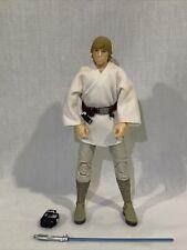 Star Wars The Black Series Luke Skywalker #21 (A New Hope) Farmboy 6? in - Loose