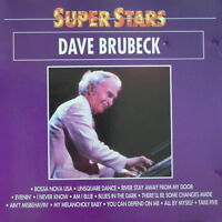 Dave Brubeck Super Stars ( Take Five, All By Myself, I Never Know) 1994 CD