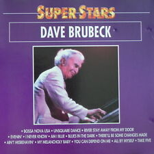 Dave Brubeck Super Stars (Take Five, All By Myself, I Never Know) 1994 CD
