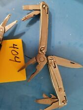 2 LEATHERMAN  REV & MICRA  Multi Tools    Lot  404