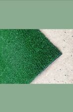LARGE  6ft x 3ft Artificial Grass Mat - Greengrocers Fake Astro Grass  turf