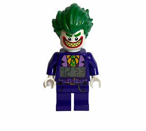 2017 Lego The Batman Movie The Joker Alarm Clock DC Comics Used