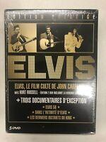 elvis édition prestige Coffret 5 DVD neuf sous blister c27
