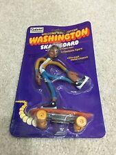 WELCOME BACK KOTTER WASHINGTON SKATEBOARD FIGURE RARE SEALED 1977 !!!!!