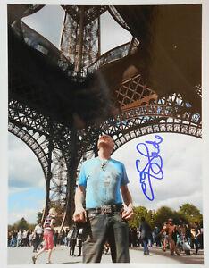 CHRIS SLADE original signiert – GROSSFOTO - AC/DC