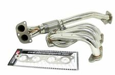 Header & Downpipe Set For Toyota 94-97 Celica 93-97 Corolla 1.8L By OBX Racing