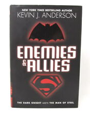 Enemies and Allies Dark Knight Meets Man of Steel Hardcover First Edition 2009
