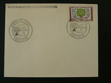international year of refugees 1960 FDC Cameroon 88980