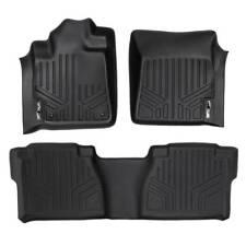Maxliner 07-11 Fits Toyota Tundra Double Cab Floor Mats W/ 1st Row Bench Seat