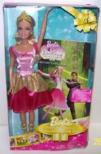 Barbie 12 Dancing Princesses Genevieve Doll & Book NEW 2009