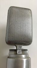 RESLO RARE VINTAGE BRITISH RIBBON RBL MICROPHONE INCLUDING ADAPTER CABLE