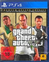 Grand Theft Auto V - PREMIUM - GTA 5 - PS4 - Playstation 4 - NEU & OVP
