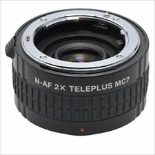 Kenko Conversion Lens Teleplus 2X MC7 DGX for Nikon AF from Japan New!