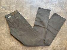 NEW Women REPLAY DESIGNER Jeans 28x34 Debbye Brown Zipfly WV524034