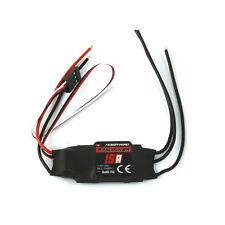 F17836 Hobbywing SkyWalker BEC 2-3S Lipo Speed Controller 20A/15A Brushless ESC
