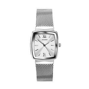 Sekonda Quartz White Dial Milanese Bracelet Ladies Watch 40073 RRP £39.99