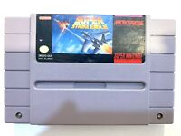 Super Strike Eagle SNES NINTENDO GAME TESTED + Working & AUTHENTIC!