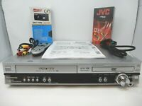 PANASONIC SA-HT800V Omnivision DVD VCR Video Cassette Recorder Player w/Extras
