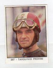 figurina PANINI CAMPIONI DELLO SPORT 1966-67 MOTOCICLISMO  N. 287 PROVINI