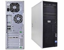 HP Z400 WORKSTATION XEON QUAD CORE 3.06GHZ 12GB RAM NVIDIA QUADRO 600 3D GRAPHIC
