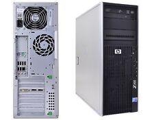 HP Z400 WORKSTATION XEON QUAD CORE 3.06GHZ 16GB RAM NVIDIA QUADRO 600 3D GRAPHIC