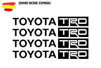 Toyota yaris auris prius etc.. kit 4 pegatinas ideal para manetas Tuning sticker