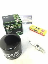 Tune Up Kit Yamaha Grizzly 350 YFM350 YFM Spark Plug Oil Filter 2007-2014