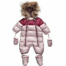 Down Girls' Coats, Jackets and Snowsuits 0-24 Months