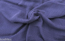 Tencel Jaquard Woven Fabric Eco Friendly by the Yard Purple Circles