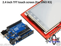 2.4 TFT LCD Shield Touch Panel TF Reader für Arduino UNO R2 R3 A137 UNO R2 Rot
