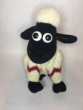 Shawn The Sheep  Plush Toy Wallace And Gromit