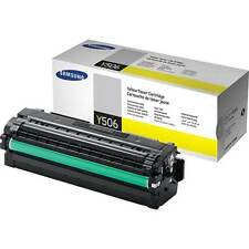 Samsung Yellow Toner Cartridge CLTY506L for CLP 680DW 680ND CLX 6260 6260FD