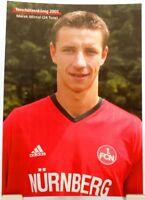 Marek Mintal + Torschützenkönig 2005 + 1.FC Nürnberg + Fan Big Card Edition C30