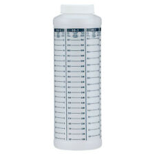 Attwood FUEL / OIL MIXING BOTTLE CONTAINER 32OZ Level Marks: US GALLONS & LITERS