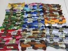 100 SKEINS 100% DMC EMBROIDERY FLOSS THREAD NEEDLEWORK