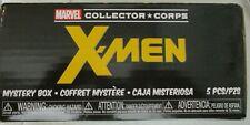 Funko Marvel Collector Corps X-Men Angel Pop Phoenix Rock Notebook Pen Socks New