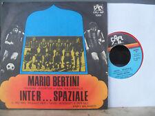INTER SPAZIALE 7' MARIO BERTINI / CHRISTIAN ANNO 1971 -