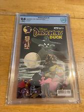 Darkwing Duck #8 CGC 9.8 NM/MT Batman 227 Homage cover BOOM Comics