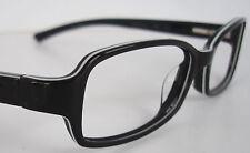 Calvin Klein ck 5508 961 Black/White Eyeglasses Frame 49-15 Ladies' Small