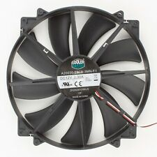 Cooler Master | 200x200mm Refurbished Black 3-Pin Case Fan | A20030-07CB-3MN-F1