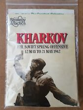 STRATEGY & TACTICS MAGAZINE NUMBER 68 - KHARKOV - GAME PUNCHED & COMPLETE