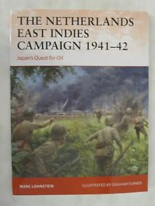 Osprey - Netherlands East Indies Campaign 1941-42 (Campaign 364)